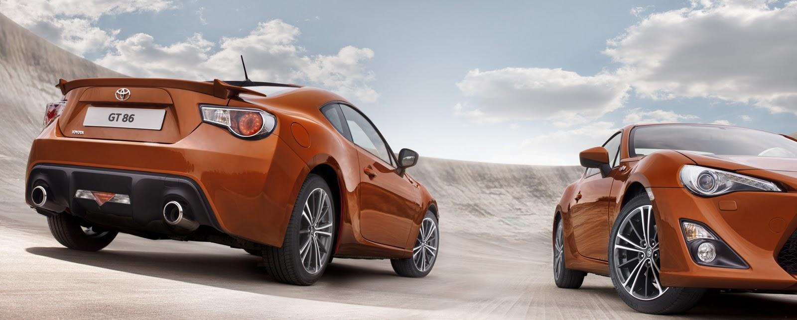 fe089ea48 Na ulice latem 2012 wyjedzie zupełnie nowy samochód - Toyota GT86 - sportowe,  tylnonapędowe coupe 2+2 prawie dla każdego.