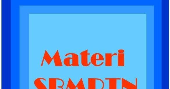 Materi Matematika Tes Masuk Snmptn Bambang Hariyanto