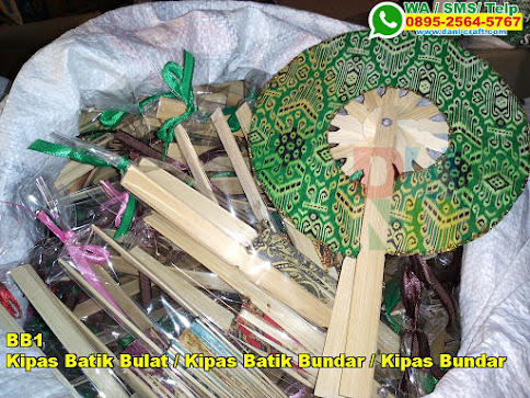 Harga Kipas Batik Bulat Kipas Batik Bundar Kipas Bundar