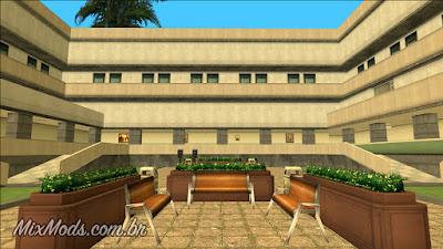 gta sa san mod los santos ls hospital interior point blank