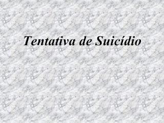 EM 24 HORAS DOIS JOVENS TENTARAM SUICÍDIO EM BOM CONSELHO. UMA PULOU DE UM SOBRADO E O OUTRO TOMOU VENENO