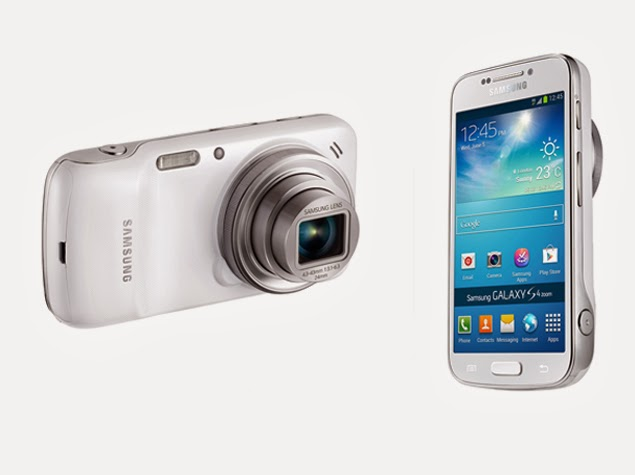 samsung, Galaxy S5 Zoom, Galaxy S5, smartphone, kamera, android, news
