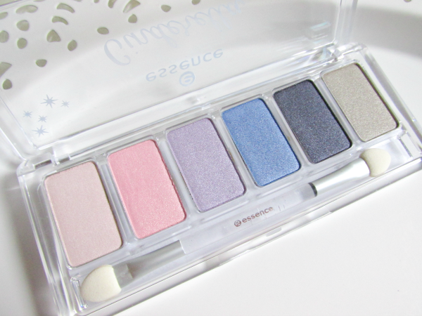 essence Cinderella - Eyeshadow Palette 01 It´s more than I ever hoped for