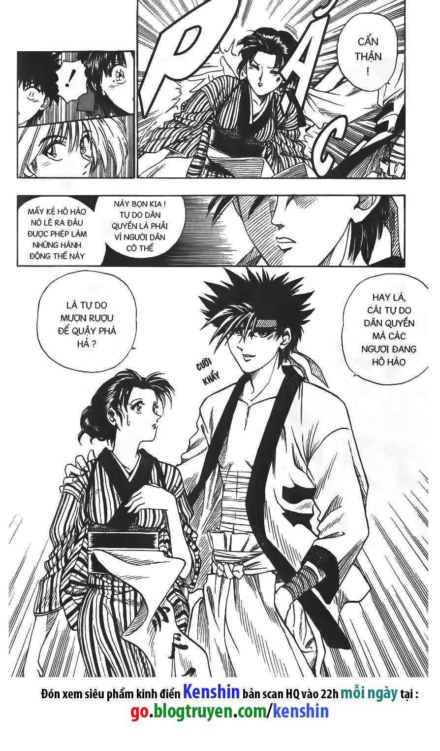 Rurouni Kenshin chap 5 trang 9