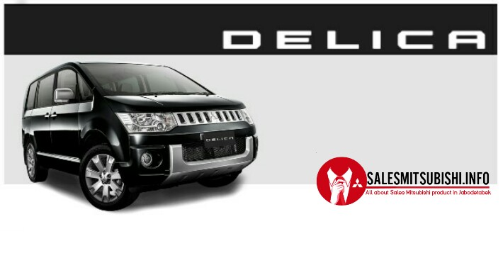 Paket Kredit Mitsubishi Delica