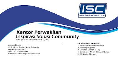 Cara Mendaftar Menjadi Kantor Perwakilan ISC