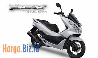 Harga Motor Murah Honda PCX 150cc Terbaru 2017