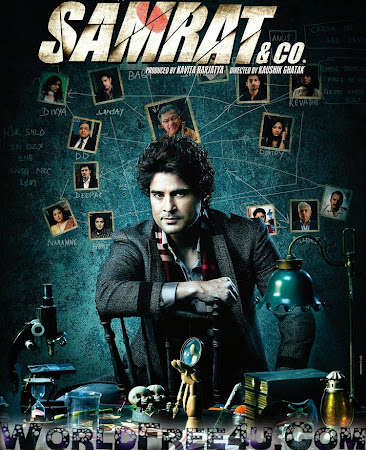 Watch Online Bollywood Movie Samrat & Co. 2014 300MB HDRip 480P Full Hindi Film Free Download At WorldFree4u.Com