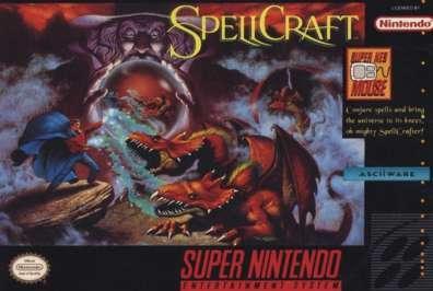 Rom de Spell Craft - SNES - Em Português - Download