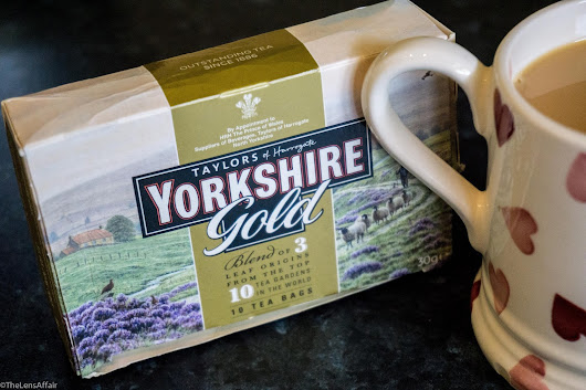 Have a Proper Brew with Yorkshire Tea