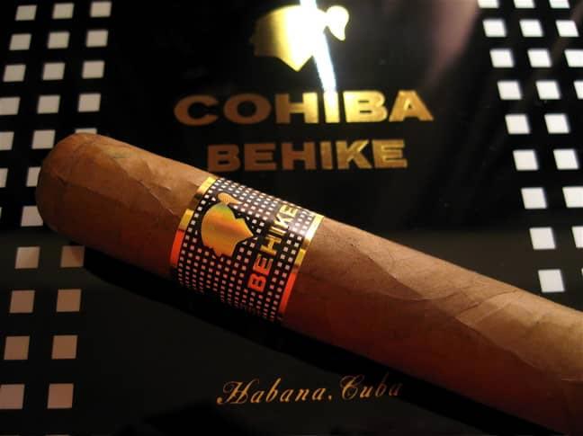 Сигары Cohiba Behike