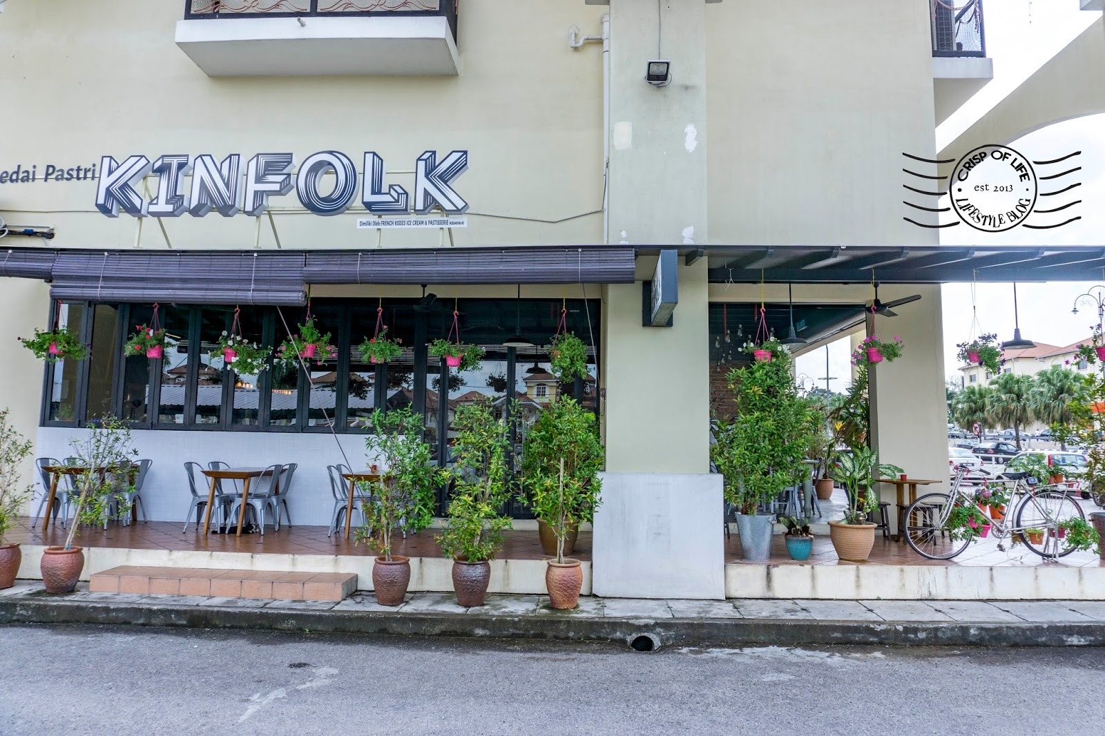 Kinfolk X FKP Sungai Petani Cafe