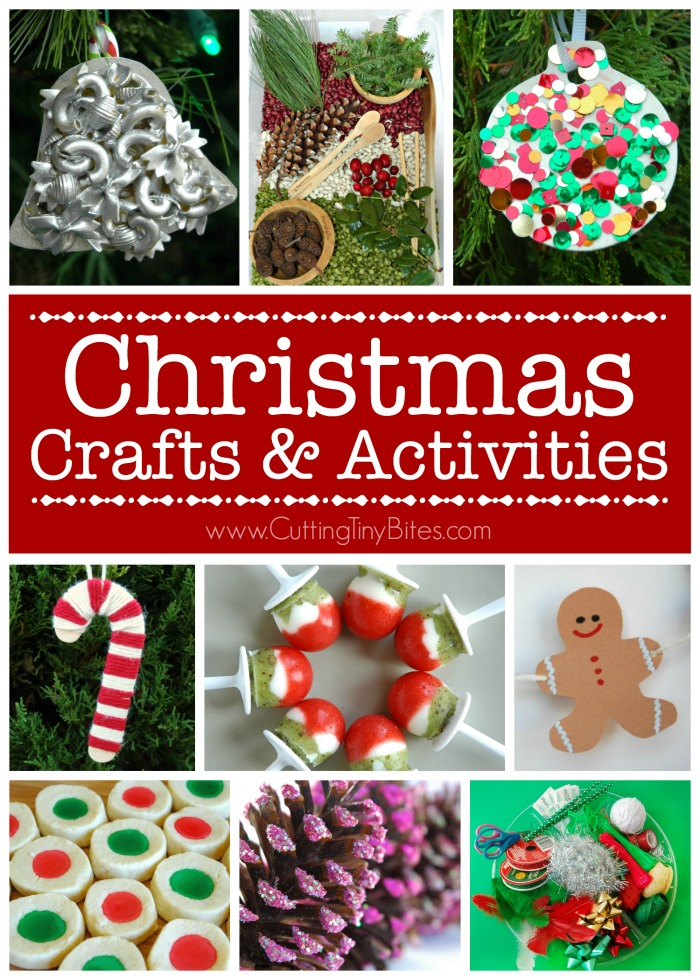 christmas crafts and activities what can we do with On christmas crafts and activities
