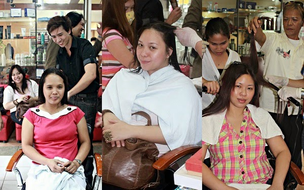 Brazilian Blow-out, Envy Me Salon, Brazilian Blow-out Philippines