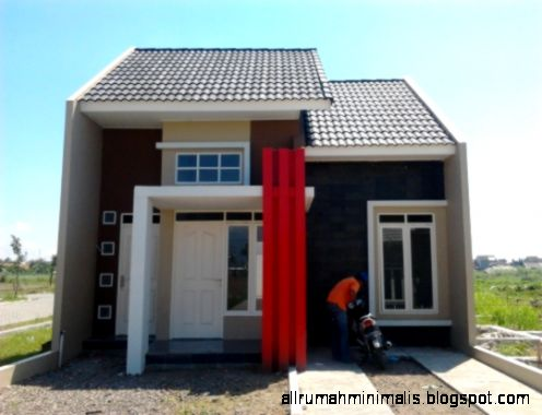 tipe tipe rumah minimalis