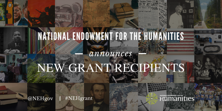 NEH Awards Leading San Francisco Institutions $315,000 to Digitize