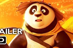 Film Kung Fu Panda 3 Yang Akan Di Rilis Tahun 2016