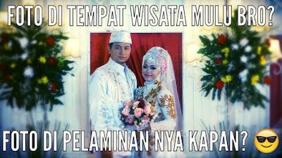 8 Meme Lucu 'Nikah' yang Bikin Kebelet Minta Dihalalin