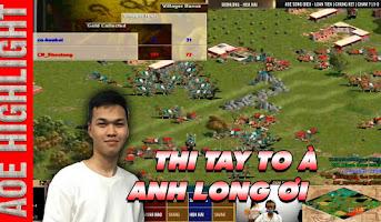 AoE Highlight | Shenlong thể hiện khả năng thủ nhà trì trạc nhưng Chim Sẻ lại quái hơn