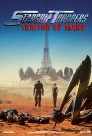 Watch Starship Troopers: Traitor of Mars Online Free 2017 Putlocker