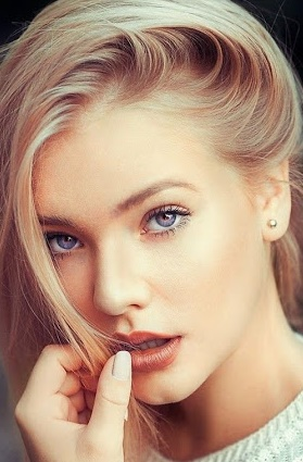 La Moda En Tu Cabello Sensuales Peinados De Pelo Largo Suelto