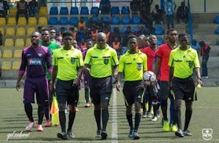 Nigerian Referees