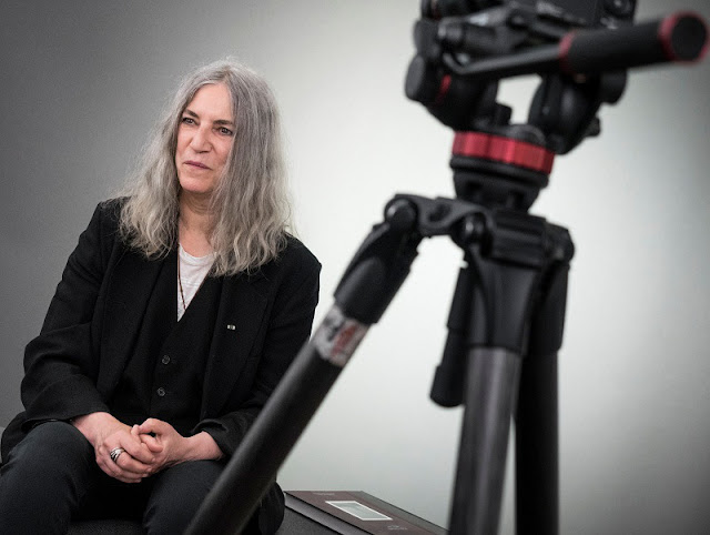 Patti Smith - calendario pirelli 2016