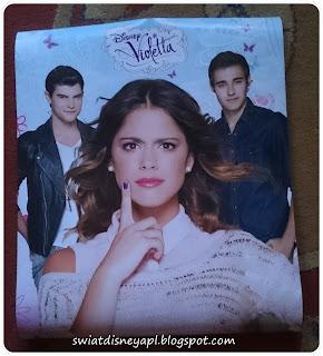 """[Recenzja] Plakaty z serialu """"Violetta"""" oraz """"Soy Luna"""""""
