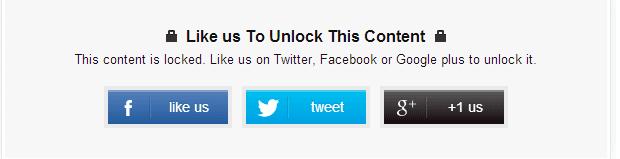 Social Locker, Content Locker, Blogger Widgets, Blogger Plugins, Blogger Gadgets, Blogspot Widgets and Gadgets