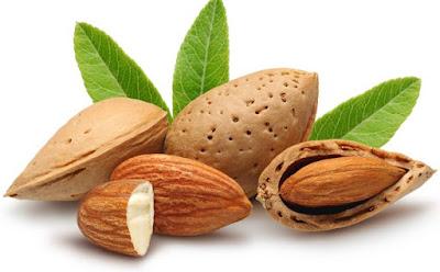 kacang almond untuk mencegah penyakit kanker
