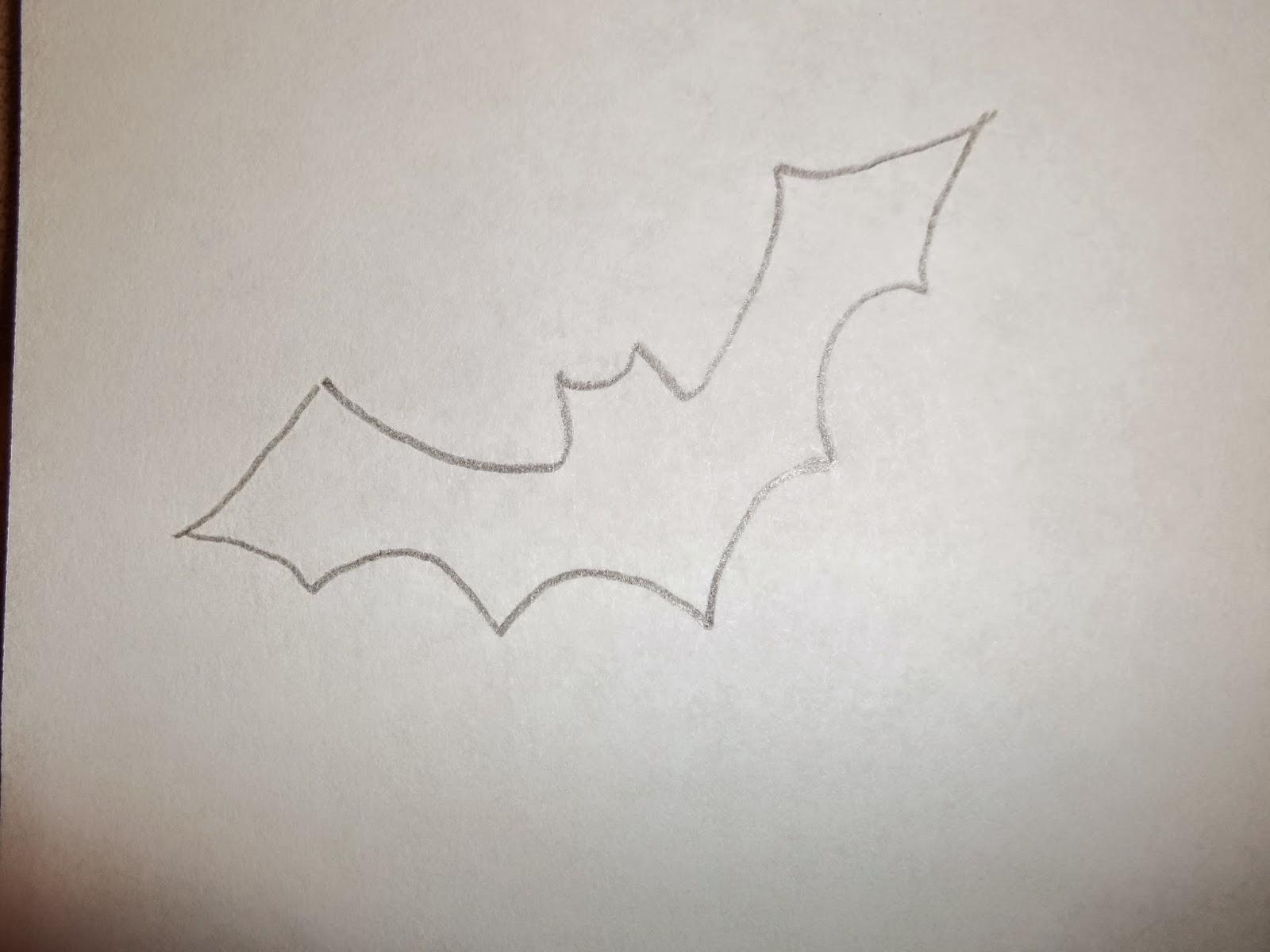 Jaime of All Trades: DIY Cat Halloween Bat Wand Toy
