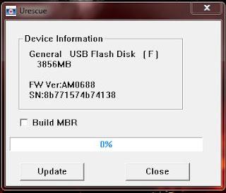 Memperbaiki Flashdisk Tidak Bisa diFormat