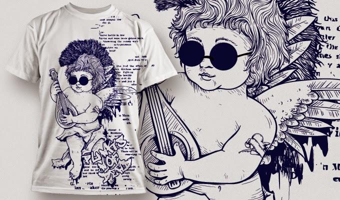 Desain Baju Kaos Vector - Tutore org