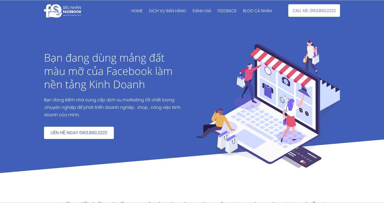 Chia sẻ miễn phí giao diện blogspot siêu nhân facebook - Facebook Services