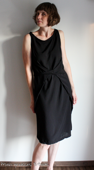kielo wrap dress named mein gewisses etwas. Black Bedroom Furniture Sets. Home Design Ideas