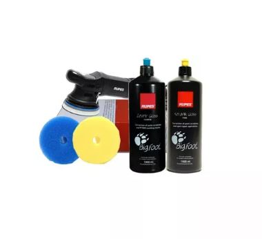 Rupes Bigfoot Car Polisher: New & Best Car polishers List - 21
