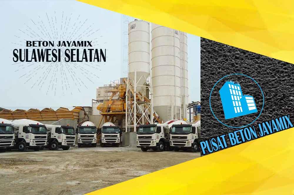 harga beton jayamix sulawesi selatan 2020