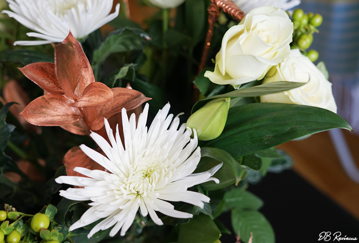 Festive Blooms from Prestige Flowers