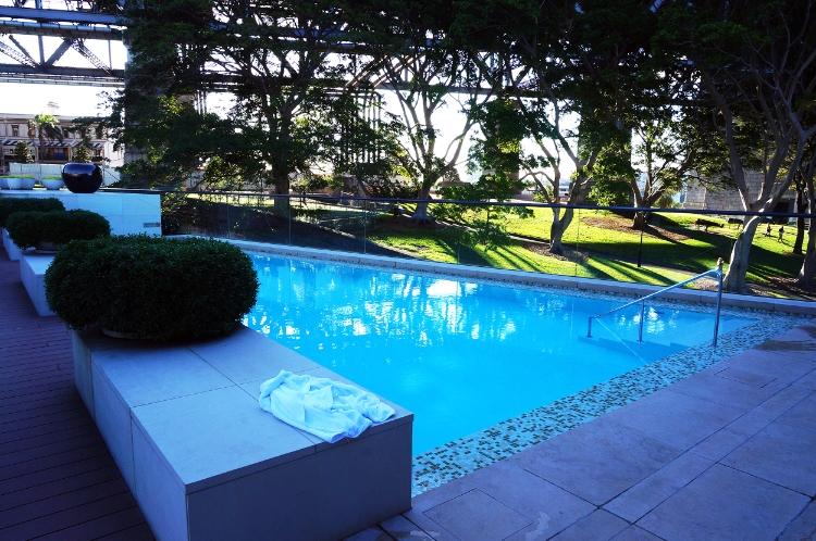 Park Hyatt Sydney rooftop pool, Australia, Euriental