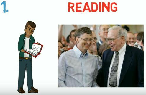 successful hona hai toh reading karna na chore