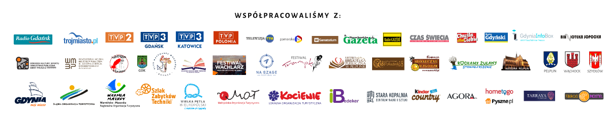 Współpracowali z Fundacją Ruszaj w Drogę!