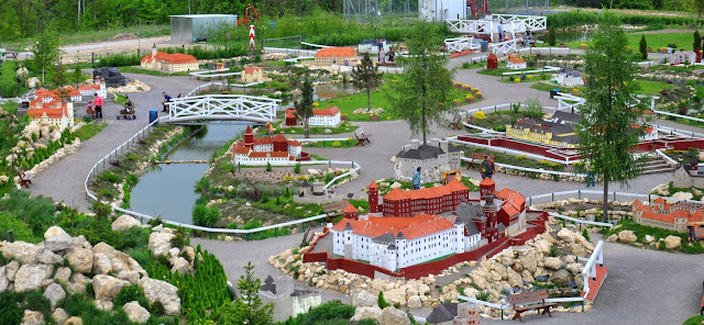 Park Miniatur w Bałtowie