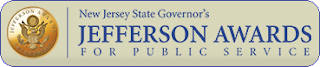 2018 Honoree NJ State Governor's Jefferson Award