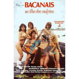 Bacanais na Ilha das Ninfetas (1982)