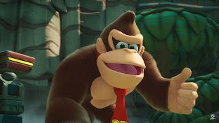 Mario + Rabbids DK Xbox One Wallpaper