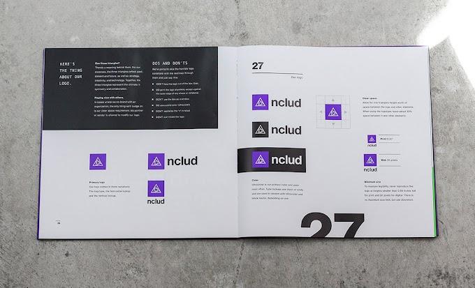 40 BRAND BOOK útiles para todo #Diseñador