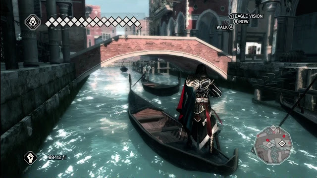 Assassin's Creed II - Xbox360 - Captura 4