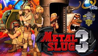 Metal Slug 3Download Free For Android Versi 1.9