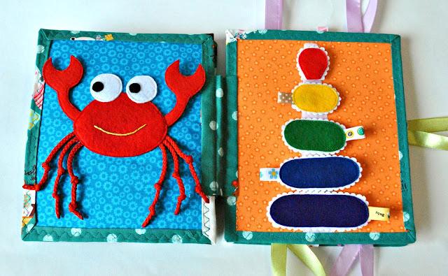 handmade, ручная работа,книга, развивайка, развивалка, развивающая книжка,