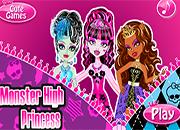 Monster High Princess